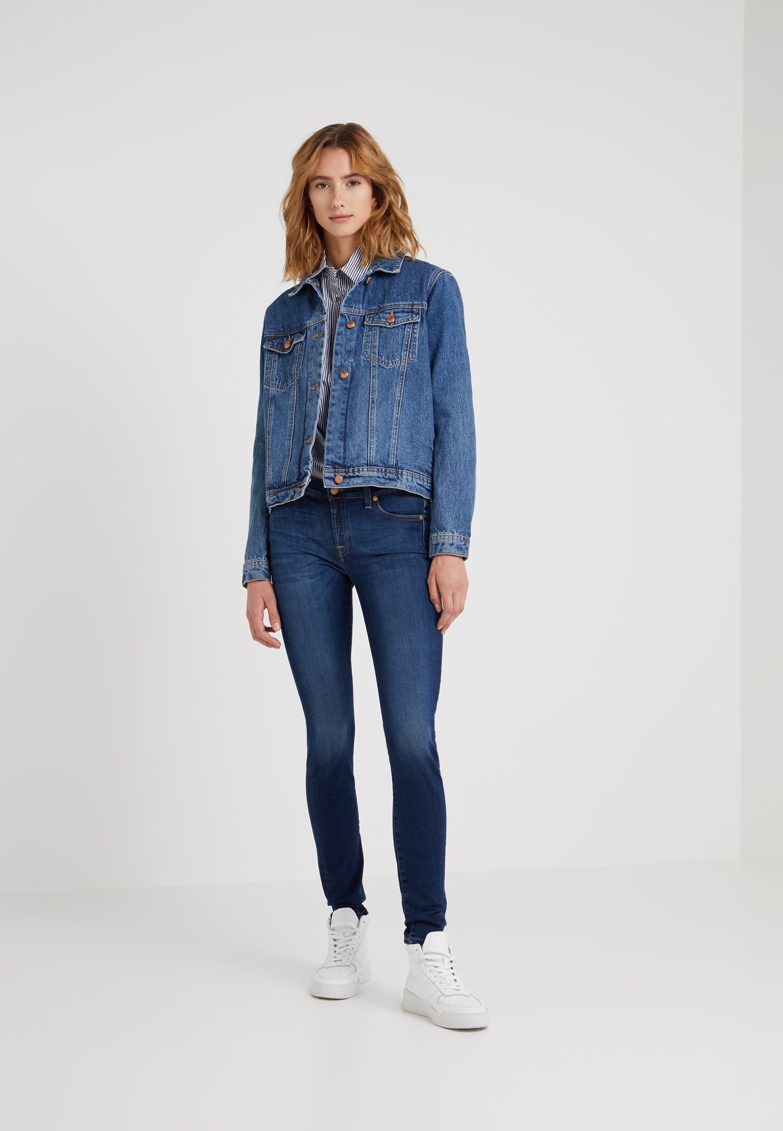 7 for all mankind Jeans Skinny Fit - duchess OvkPwsUg