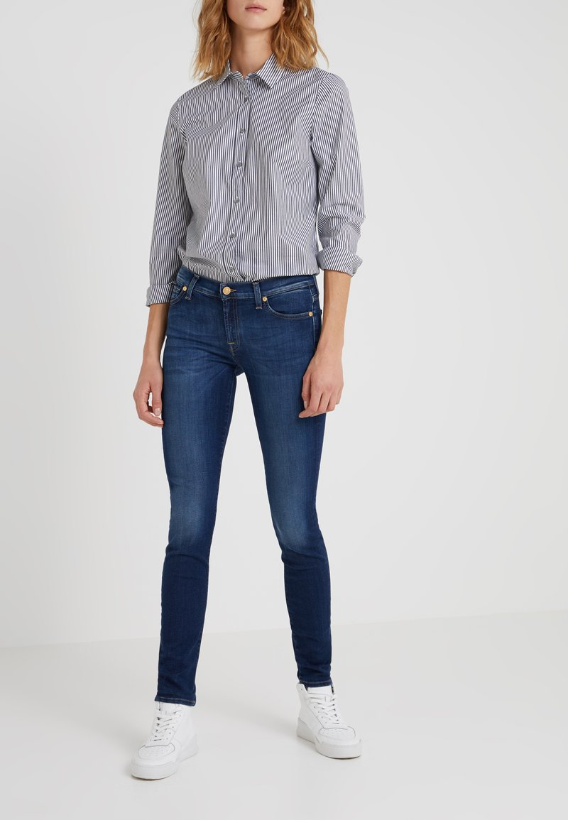 7 for all mankind - Jeans Skinny Fit - duchess