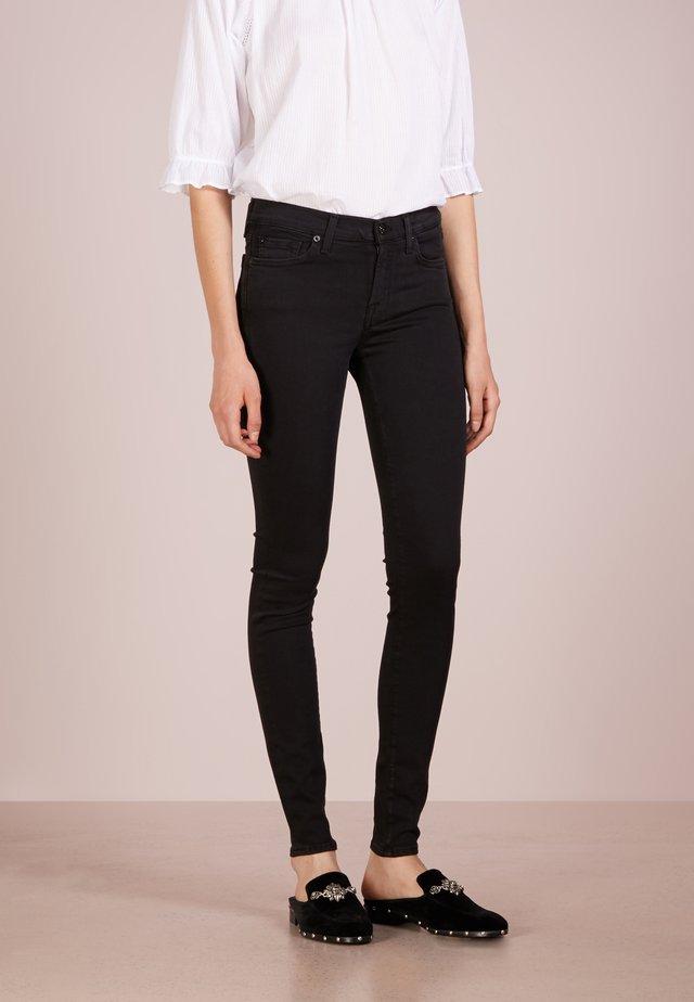 Jeans Skinny Fit - rinsed black