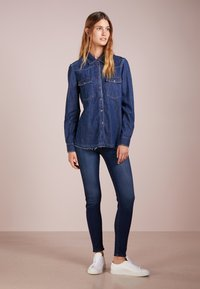 7 for all mankind - THE ILLUSION LUXE  - Jeans Skinny - starlight - 1