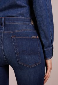7 for all mankind - THE ILLUSION LUXE  - Jeans Skinny - starlight - 5