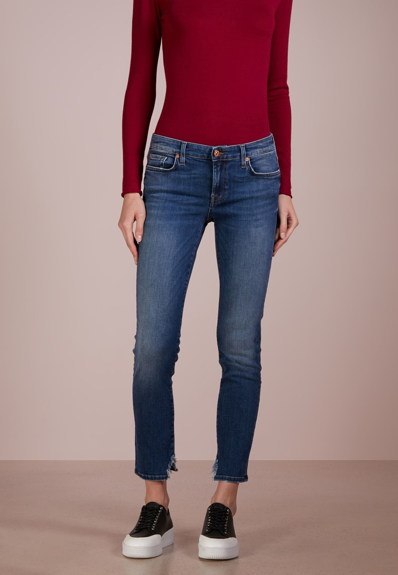 7 for all mankind - PYPER ILLUSION LOVESONG - Slim fit jeans - lovesong