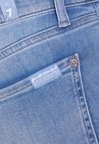 7 for all mankind - Jeans Skinny Fit - bair mirage - 4