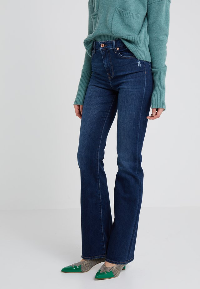LISHA - Straight leg jeans - melrose