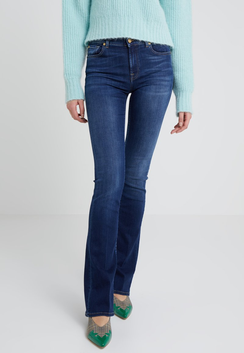7 for all mankind - Bootcut jeans - bair duchess