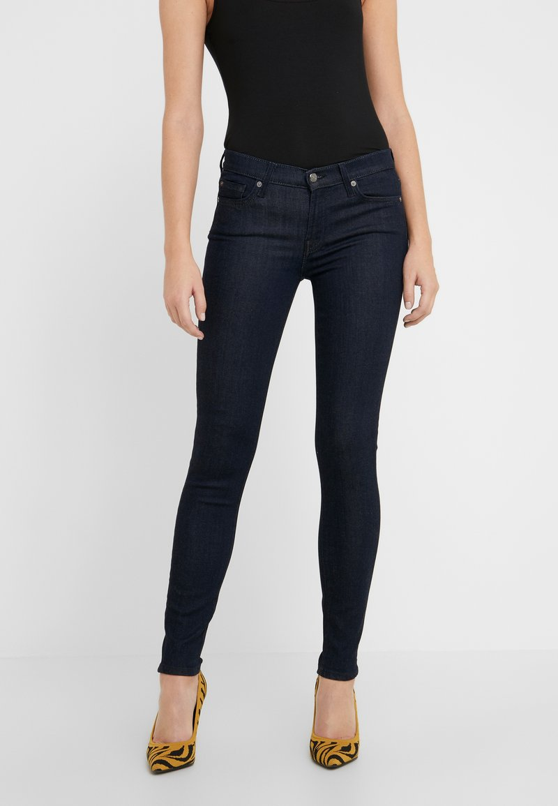 7 for all mankind - THE SLIILLDAR - Jeans Skinny Fit - dark blue