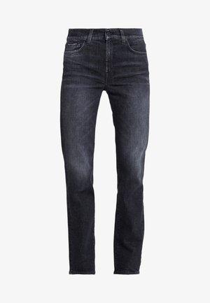 THE SMOKEOUT - Skinny džíny - black