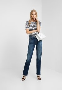 7 for all mankind - EN ROUTE - Jeans a sigaretta - dark blue - 1