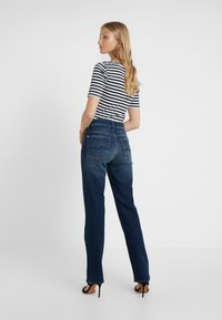 7 for all mankind - EN ROUTE - Jeans a sigaretta - dark blue - 2