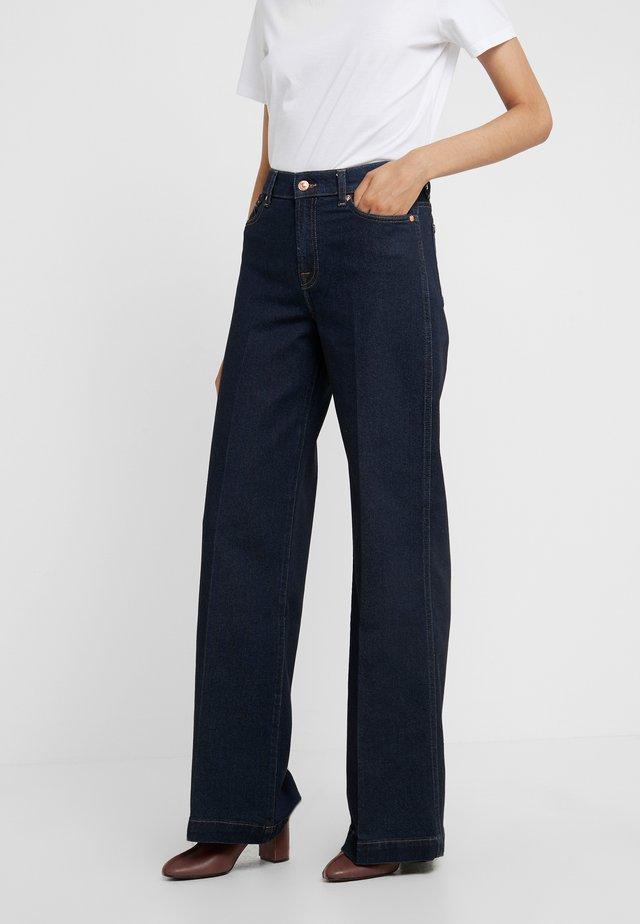 LOTTA ORIGINAL - Straight leg -farkut - dark blue
