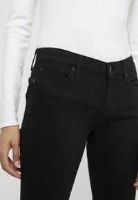 7 for all mankind - PYPER ILLUSION FAME - Jeans Skinny Fit - black - 3