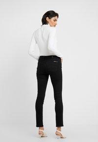 7 for all mankind - PYPER ILLUSION FAME - Jeans Skinny Fit - black - 2