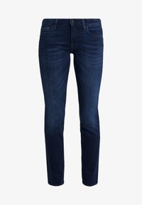 7 for all mankind - PYPER ILLUSION HOMELAND - Jeansy Skinny Fit - dark blue - 3