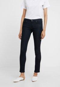 7 for all mankind - PYPER ILLUSION DARKNESS - Jeans Skinny - dark blue - 0