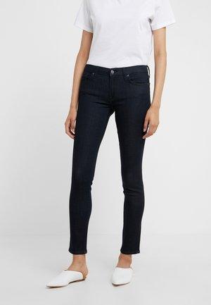 PYPER ILLUSION DARKNESS - Jeans Skinny - dark blue