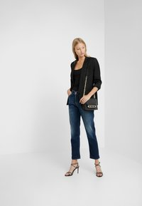 7 for all mankind - ASHER EN ROUTE - Relaxed fit jeans - dark blue - 1