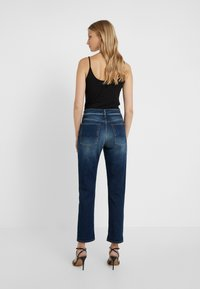 7 for all mankind - ASHER EN ROUTE - Relaxed fit jeans - dark blue - 2