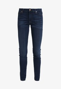 7 for all mankind - ILLUSION LUXE STARLIGHT - Jeans Skinny Fit - dark blue - 4
