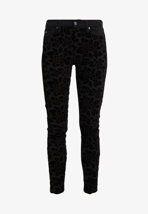 THE ANKLE BAIR  - Trousers - black