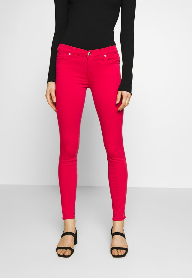 Jeans Skinny Fit - cherry