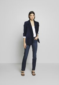 7 for all mankind - Straight leg jeans - dark blue - 1