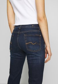7 for all mankind - Straight leg jeans - dark blue - 3