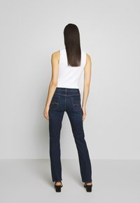 7 for all mankind - Straight leg jeans - dark blue - 2