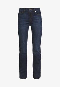7 for all mankind - Straight leg jeans - dark blue - 4