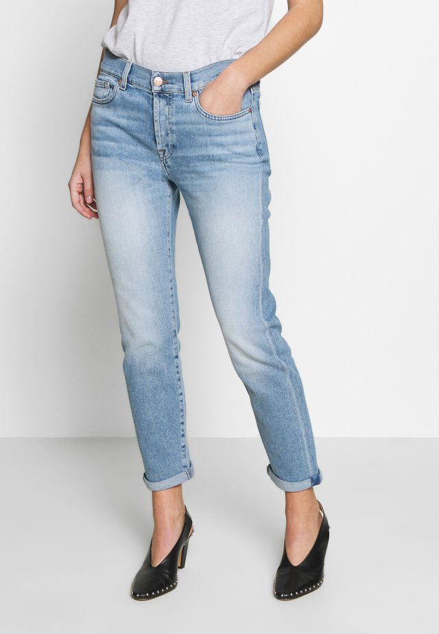 ASHER - Jeans Skinny Fit - blue
