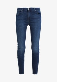 7 for all mankind - EXCLUSIVES - Jeans Skinny Fit - exclusivity dark indigo - 3