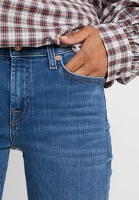 7 for all mankind - Jeans Skinny Fit - blue denim - 3