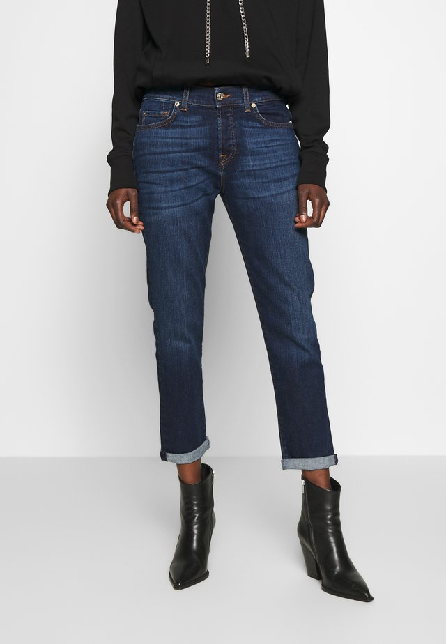 ASHER - Jeans Skinny Fit - dark blue