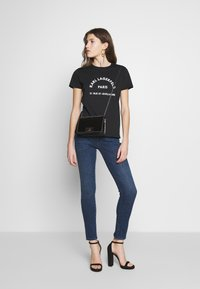 7 for all mankind - PYPER - Jeans Skinny - dark blue - 1