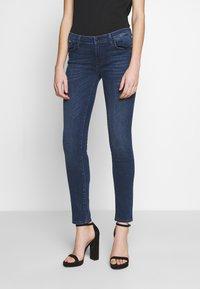 7 for all mankind - PYPER - Jeans Skinny - dark blue - 0