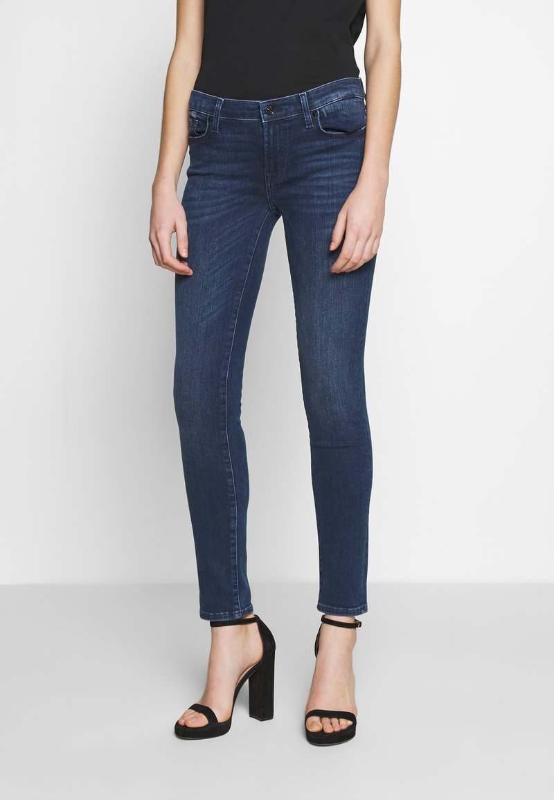 7 for all mankind - PYPER - Jeans Skinny - dark blue