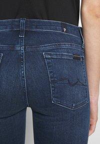 7 for all mankind - PYPER - Jeans Skinny - dark blue - 5