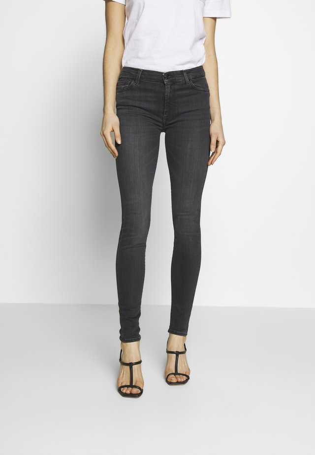 ILLUSION LUXE MISTERY - Jeans Skinny Fit - dark grey