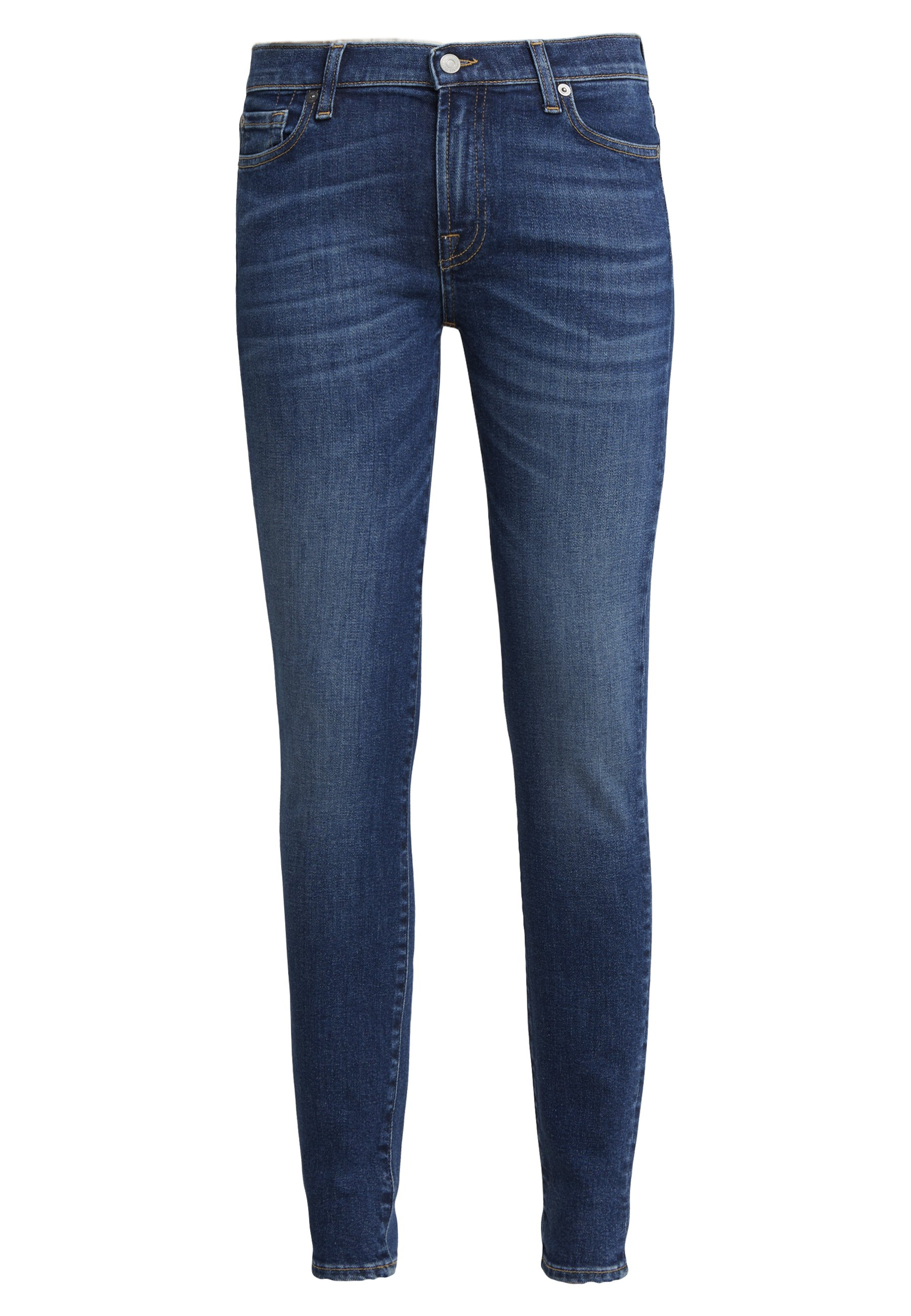 7 for all mankind Jeans Skinny Fit - elite mid indigo 8fm7ajty