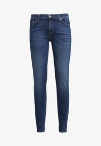 7 for all mankind - Jeans Skinny Fit - elite mid indigo - 3