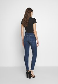 7 for all mankind - Skinny džíny - elite mid blue - 2