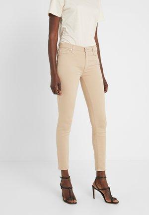 CROP - Jeans Skinny - sandcastle