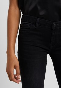 7 for all mankind - Jeans Skinny - black - 3