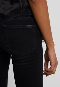 7 for all mankind - Jeans Skinny - black - 5