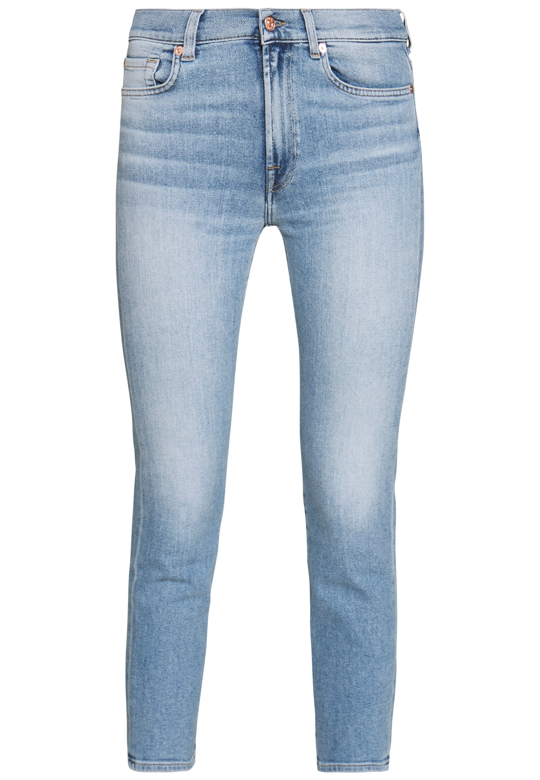 7 For All Mankind Roxanne - Jeans Skinny Fit Blue Black Friday
