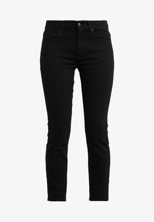 ILLUSION FAME - Slim fit jeans - black