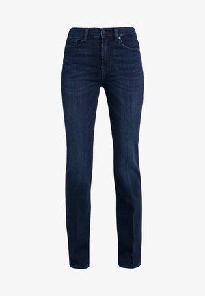 LISHA ILLUSION HOMELAND - Jeans slim fit - dark blue