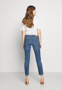 7 for all mankind - PYPER CROP - Jeans Skinny Fit - light blue - 2