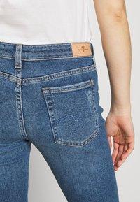 7 for all mankind - PYPER CROP - Jeans Skinny Fit - light blue - 5