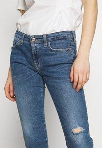 7 for all mankind - PYPER CROP - Jeans Skinny Fit - light blue - 3