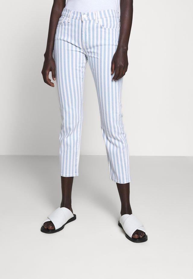 ROXANNE - Straight leg -farkut - white
